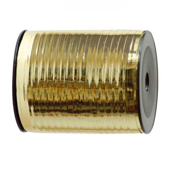fil bolduc or métalisé 5*250
