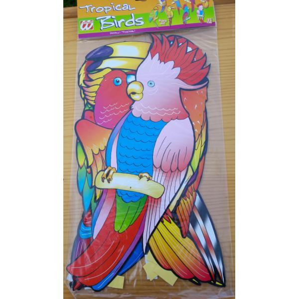 decoupe oiseaux par 8