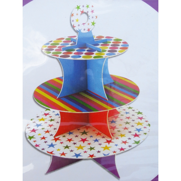 Cupcake stand 30*37 cm