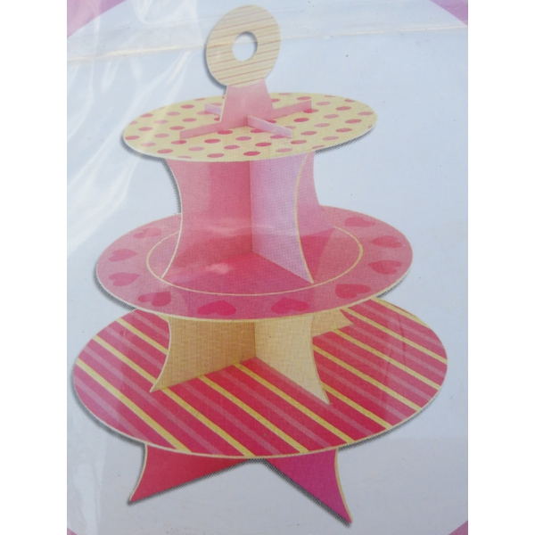 Cupcake stand 2 30*38 cm