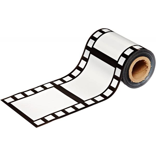 bobine plastique de film décorative