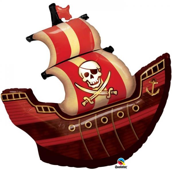 bateau de pirate 102cm