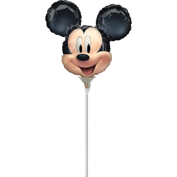 mickey mini mylar (air)vendu non gonflé