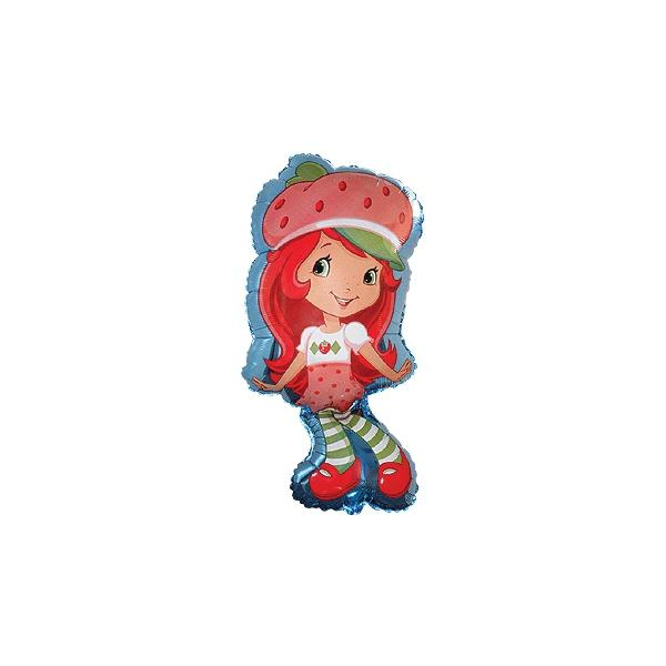 Charlotte fraise mini forme 23 cm (gonflage air)