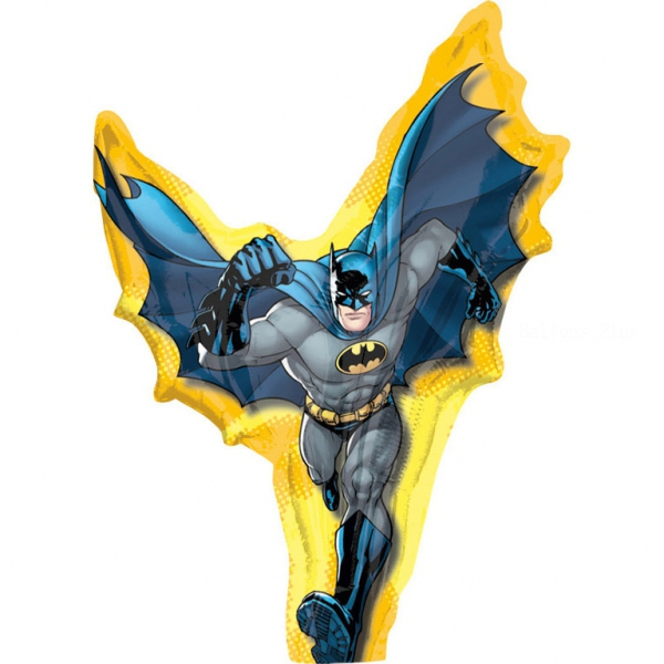 mini Batman ballon mylar