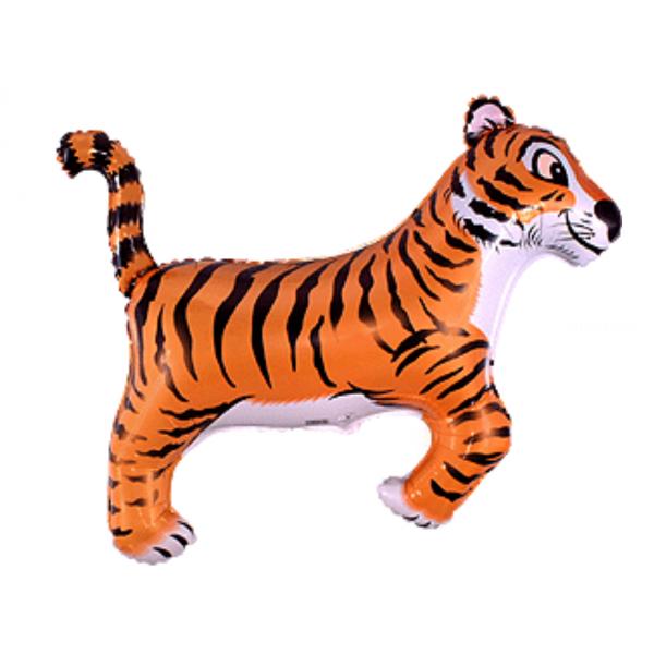 tigre 36 cm non gonflé