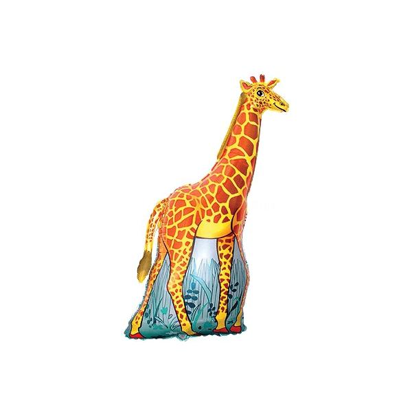 girafe 40 cm non gonflé