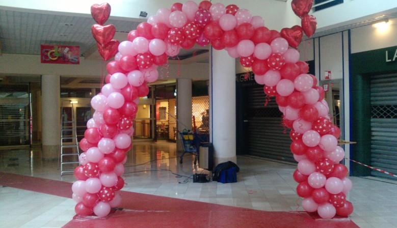 Arche ballons